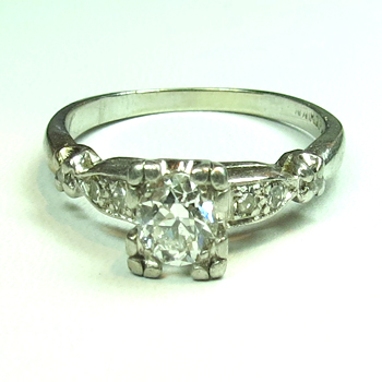 Antique Engagement Rings Virginia